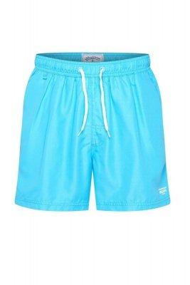 Henderson Hue 37826-55X Niebieskie męskie szorty kąpielowe