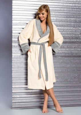 L&L Rachel długi szlafrok damski