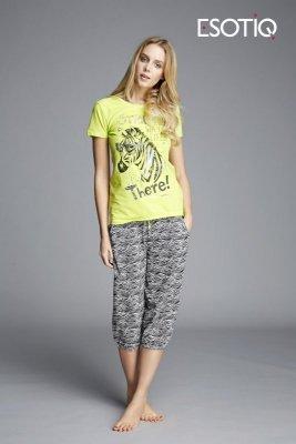 Esotiq Kita 33002 -71X 33005 -71X piżama damska