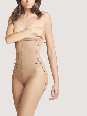 Fiore Body Care High Waist Bikini 20 rajstopy