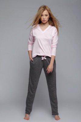 Sensis Emma różowa piżama damska