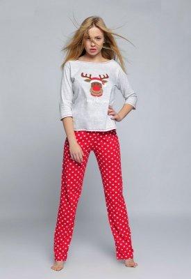 Sensis Merry Christams piżama damska