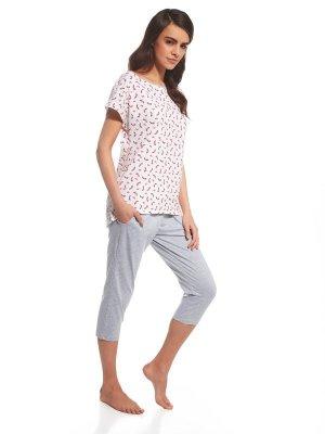 Cornette Cindy 055/106 piżama damska