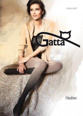 Gatta Ombre 01 50 Den rajstopy