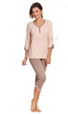 Wadima Anabella 104236 3/4 ręk. piżama damska