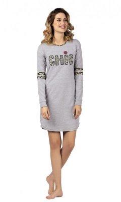 Wadima Chic 104425 dł.ręk. koszula nocna