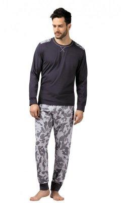 Wadima Gabriel 204104 dł.ręk. piżama męska