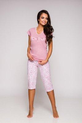 Taro Donata 2169 SS/19 K1 Różowa piżama damska
