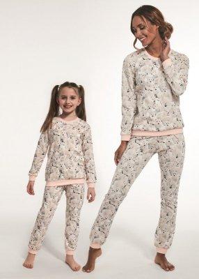 Cornette Polar Bear 163/233 piżama damska
