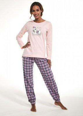 Cornette Scottie 627/229 piżama damska