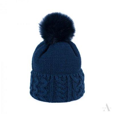 Art of Polo Górska Wędrówka Granatowa czapka