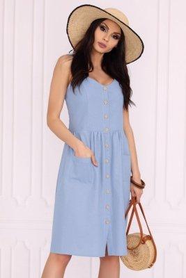 Merribel Akminas Blue sukienka