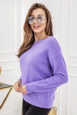 Vittoria Ventini Mandy Babe Amethyst SC142 sweter damski