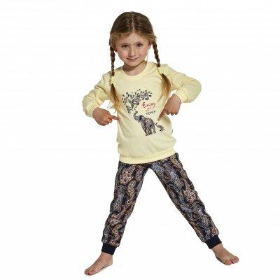 Cornette 592/133 Elephants piżama dziewczęca