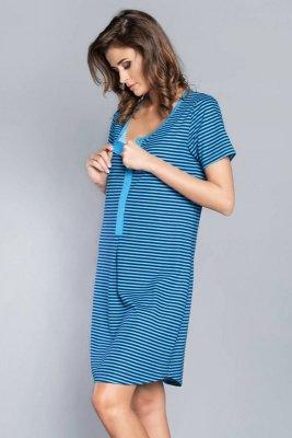Italian Fashion Sitia kr.r. koszula nocna