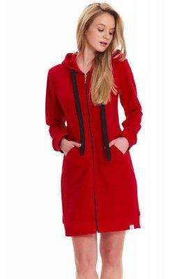 Dn-nightwear SBZ.9428 szlafrok damski