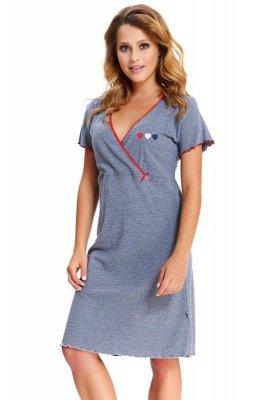 Dn-nightwear TCB.9525 koszula nocna