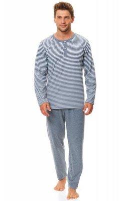 Dn-nightwear PMB.9519 piżama męska