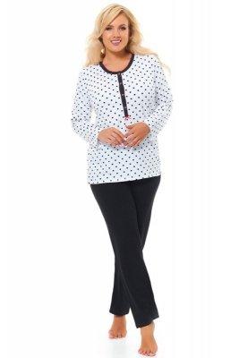 Dn-nightwear PB.9547 piżama damska