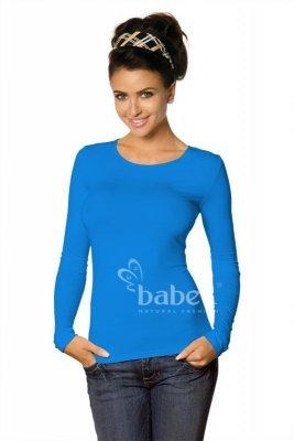 Babell Manati chabrowy bluzka damska