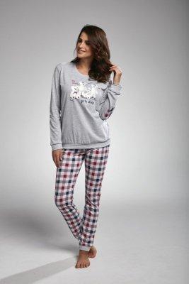 Cornette 173/169 My family melanż piżama damska
