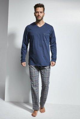Cornette 122/118 Arthur granatowy piżama męska