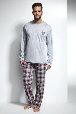 Cornette 124/111 Great 2 melanż piżama męska