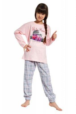 Cornette 534/81 go to rome young piżama dziewczęca