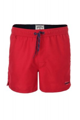 Henderson King 36841-33X Czerwone męskie szorty kąpielowe