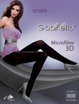 Gabriella Microfibre 3D 120 50 den rajstopy