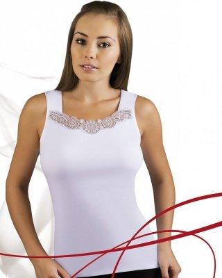 Emili Milia XXL biała koszulka