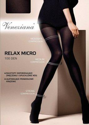 Veneziana Relax Micro 100 den rajstopy