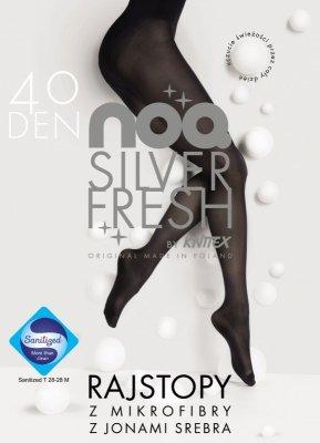 Knittex Silver Fresh 40 den rajstopy