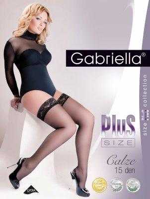 Gabriella Plus Size 164 15 den pończochy