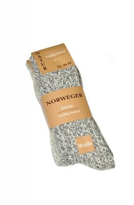 WiK Norweger Wolle art. 21100 A'2 skarpetki