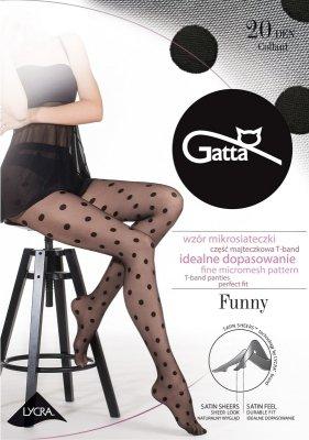 Gatta Funny nr 07 20 den rajstopy