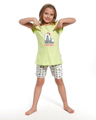 Cornette Kids Girl 787/57 I See You piżama dziewczęca