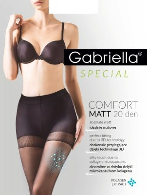 Gabriella Comfort Matt 479 20 den rajstopy