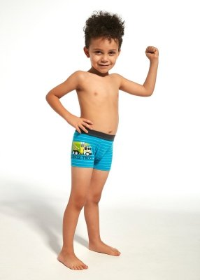 Cornette Kids Boy 701/66 Garbage Truck bokserki