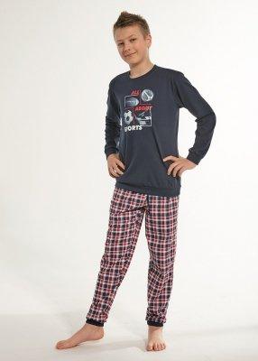 Cornette Kids Boy 593/100 Sport 86-128 piżama chłopięca