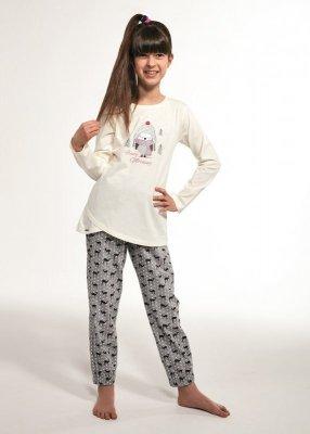 Cornette Young Girl 031/111 Bird  134-164 piżama dziewczęca