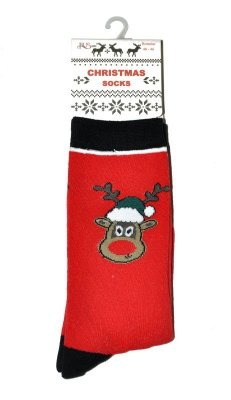 RiSocks 3287 Christmas Socks skarpety