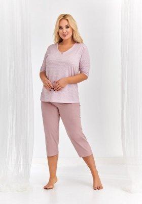 Taro 2372 Lidia 2XL-3XL 'L20 piżama damska