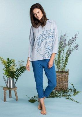 Key LHS 711 A20 piżama damska