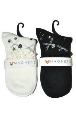Magnetis 3012 Falbanka Dżety skarpetki
