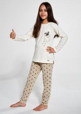 CornetteYoung Girl 383/134 Pug 134-164 piżama dziewczęca