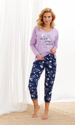 Taro Agnieszka 2469 piżama damska plus size