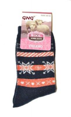 Ulpio GNG 3001 Thermo Wool skarpetki damskie