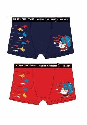 Redo Świąteczne 1BE-635 bokserki męskie