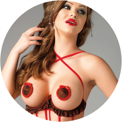 Me Seduce NC006 Nipple Covers